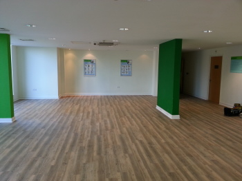 Elektron Towers, Gym Refurb